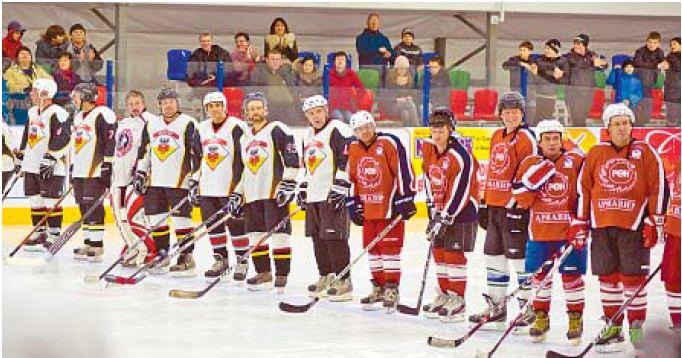 Страсти вокруг хоккея