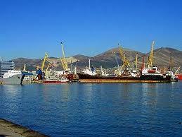Расширение морского порта Новороссийска