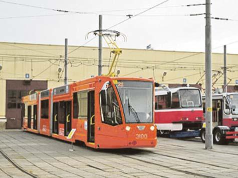 В Краснодаре появятся скоростные трамваи