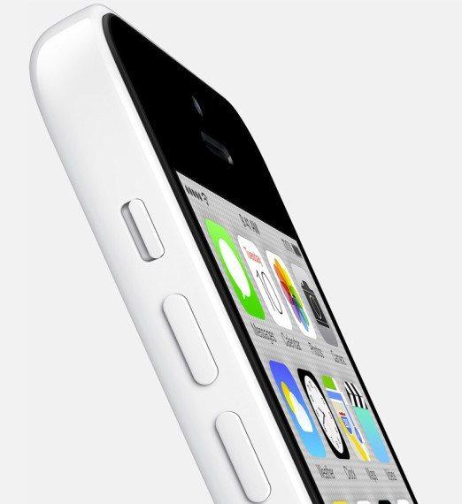 Мобильный телефон Apple iPhone 5c 32GB White UACRF. Фото 2