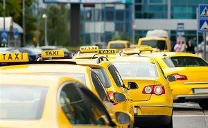 В Волгоградской области будет работать не больше 10 тысяч такси