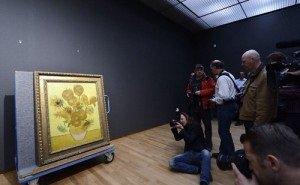 Выставка Ван Гога добралась до Астрахани