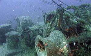 В Волгограде принялись расчищать дно Волги от затонувших кораблей