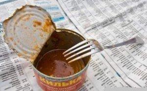Почему астраханская килька попала в разряд дефицитных продуктов?