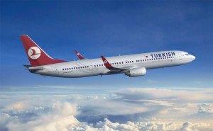 «Turkish Airlines» закрывает для себя астраханское направление