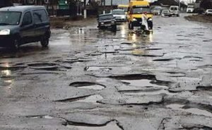 В Ростове сошёл снег... и дороги