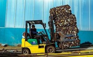 В Волгограде перерабатывают до 50 тысяч кубов отходов в месяц