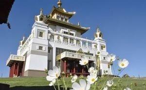 У буддистов Калмыкии начался священный месяц Урс Сар