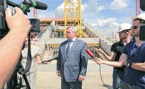 Василий Голубев уверен, что его регион как следует подготовится к ЧМ-2018