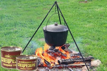 Рецепты с тушенкой из говядины – купить тушенку для вкусных рецептов на костре