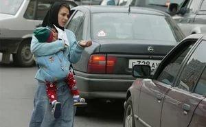 В Астрахани прошлись по попрошайкам