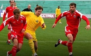 «Волгарь» одолел «Кубань» с разгромным счётом 3:0