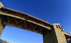 Кирикилинский мост в Астрахани откроют в сентябре