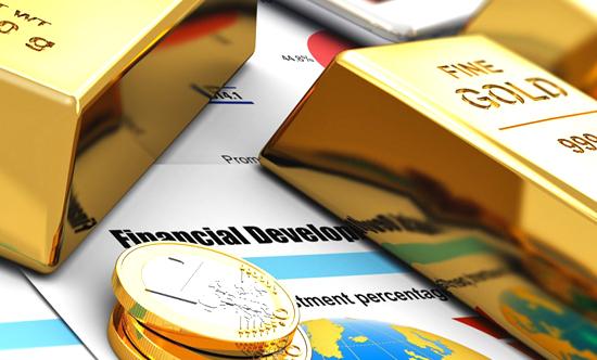 Особенности торговли золотом на рынке Форекс