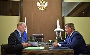 Ждала ли Александра Жилкина наводящая ужас на губернаторов «зелёная папка» Путина?