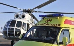 Более 123 млн рублей выделяют на санавиацию Калмыкии