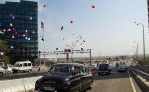 После обновления открыты главные ворота юга России