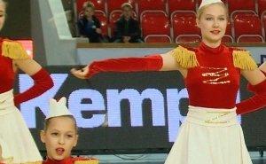 Астраханские мажоретки завоевали первые медали