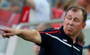 У нового, «антикризисного», главного тренера «Ротора» на клуб — грандиозные планы