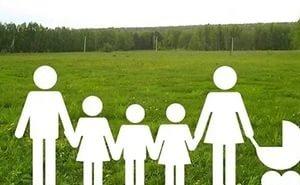Многодетные астраханские семьи смогут получить землю в любом районе области