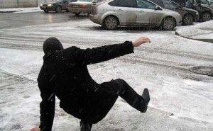 Каждый раз зимой астраханцев преследуют одни и те же неприятности