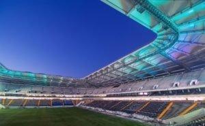«Ростов-Арена» полностью готова к приёму матчей Чемпионата мира