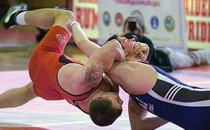 Калмыцкие спортсмены готовятся к Чемпионату России по грэпплингу