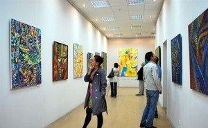 Почему изобразительное искусство Калмыкии в упадке?