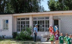 В волгоградских детских лагерях начались проверки