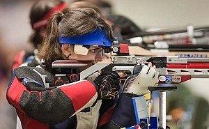 В Спартакиаде по пулевой стрельбе в Адыгее участвуют более 100 спортсменов