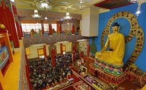 В главном буддистском храме Калмыкии открываются курсы калмыцкого языка