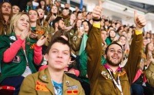 В Ростове проходит слёт студотрядов