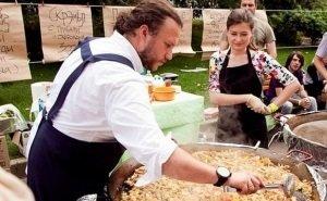Целью Фестиваля еды в Волгограде стала популяризация питания вне дома
