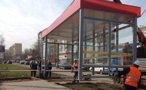 По ночам с улиц Ростова демонтируют остановки