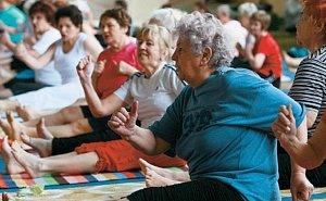 Пока не все астраханские фитнес-клубы готовы работать с пожилыми клиентами