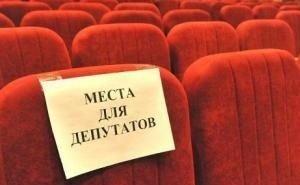 Морозов согласен, что депутатов в Астраханской области слишком много
