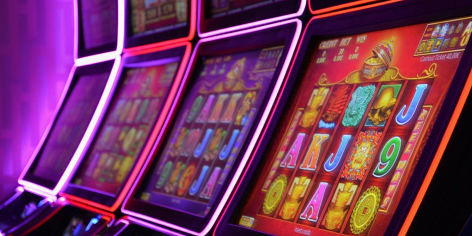 Игровый автоматы онлайн