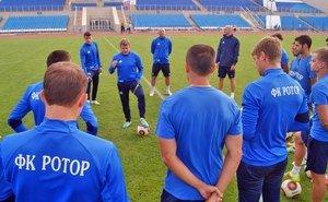 «Ротор» проиграл «Чертаново» в последнем матче сезона