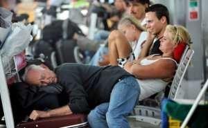 Рейс волгоградцев из Салоников задержали почти на сутки
