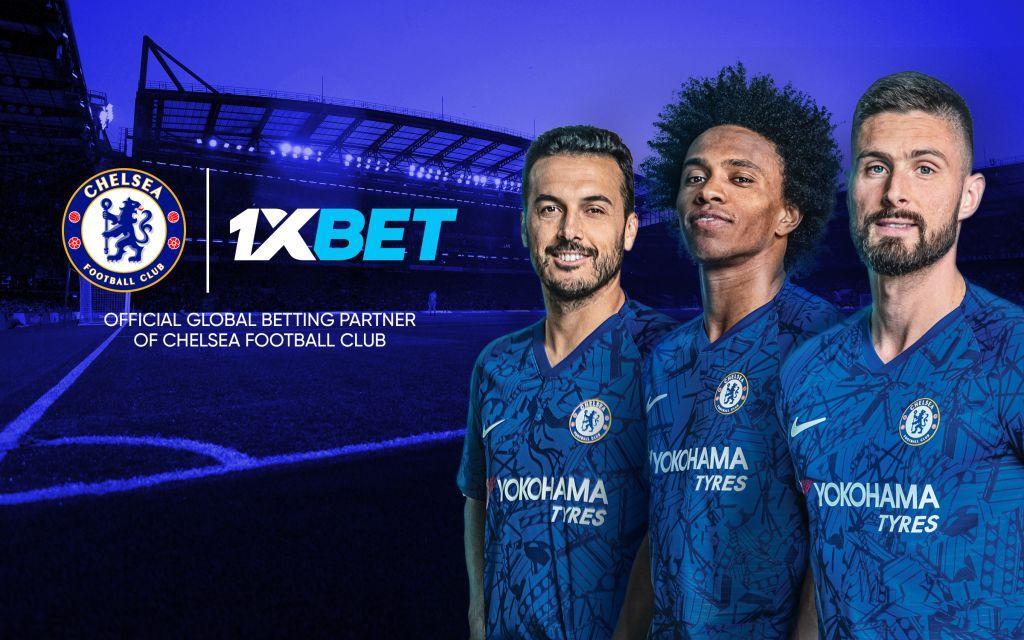 «Челси» и 1xBet подписали договор о партнерстве