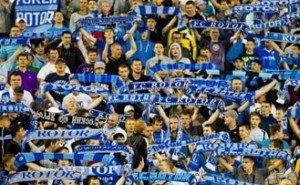 Матч «Ротор» — «Шинник» побил рекорд ФНЛ по посещаемости