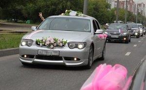 Ничего не нашли: полиция сообщила о задержании пугавших стрельбой участников свадебного кортежа