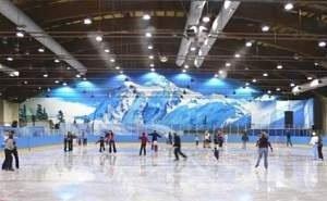 Строить ледовый каток в Калмыкии начнут уже осенью