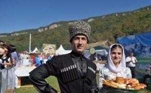 На Фестивале адыгейского сыра в этом году поставили сразу два рекорда