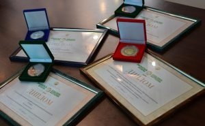 Более 100 медалей привезли волгоградцы с «Золотой осени»