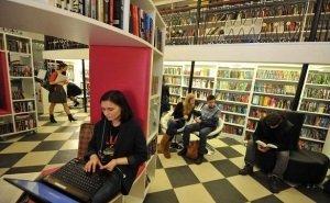 В Майкопе появилась первая модельная библиотека