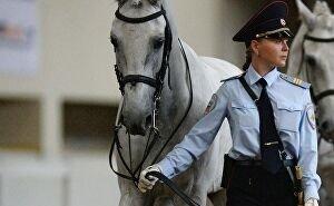 В Волгограде возрождают конную полицию