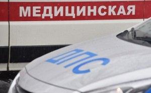 В Волгограде гружёная морковью фура смяла 13 автомобилей