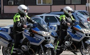 ДПСники Волгограда пересели на мотоциклы
