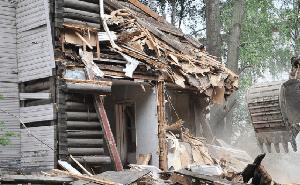 В Астрахани готовят к сносу очередной купеческий особняк